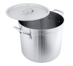 35QT Stainless Steel Stock Pot