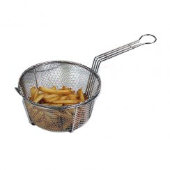 crestware 8.5 inch wire fry baske