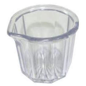 2OZ CLEAR SYRUP CUP - Rush's Kitchen