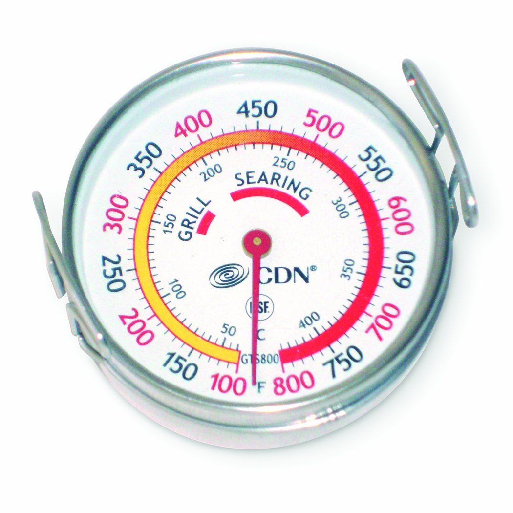 CDN LARGE GRILL SURFACE THERMOMETER
