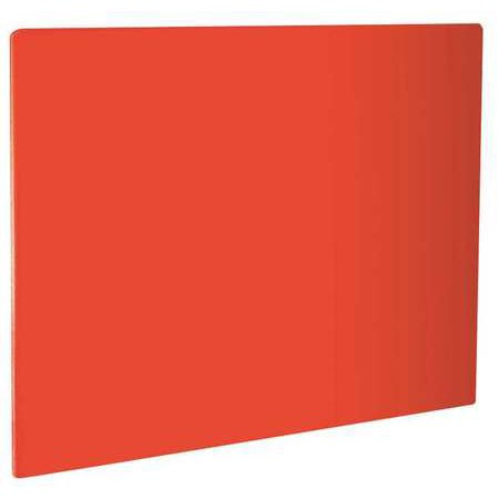 CRESTWARE RED 15X20 INCH CUTTING BOARD