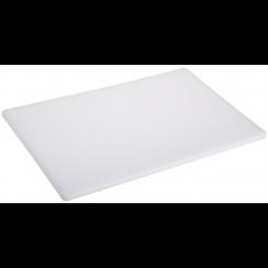 12x18 Crestware Polyethylene Cutting Board