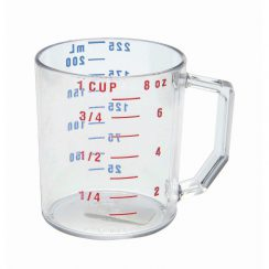 CAMBRO 1 CUP MEASURING CUP