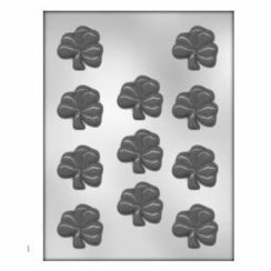 2 INCH SHAMROCK CHOCOLATE MOLD