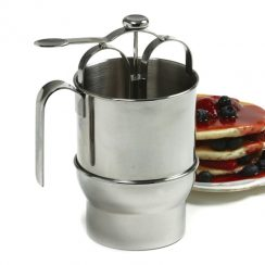 4 CUP STAINLESS STEEL BATTER DISPENSER