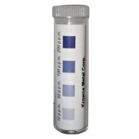 CHLORINE TEST STRIPS 100 COUNT