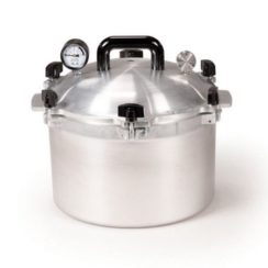 ALL AMERICAN 15.5 QT PRESSURE COOKER CANNER