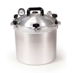 ALL AMERICAN 21 QT PRESSURE COOKER CANNER