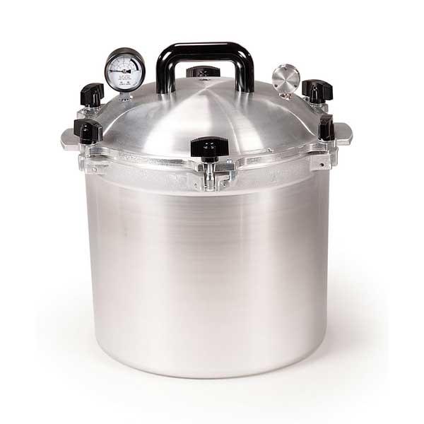 ALL AMERICAN 21 QT PRESSURE COOKER CANNER