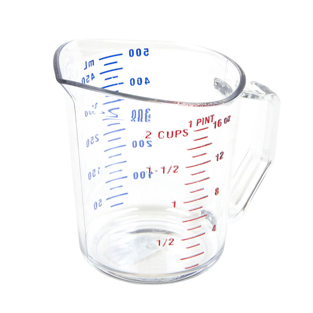 Cambro 1 Pint Measuring Cup Rush S Kitchen