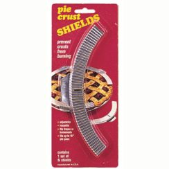 HIC ADJUSTABLE PIE CRUST SHIELDS