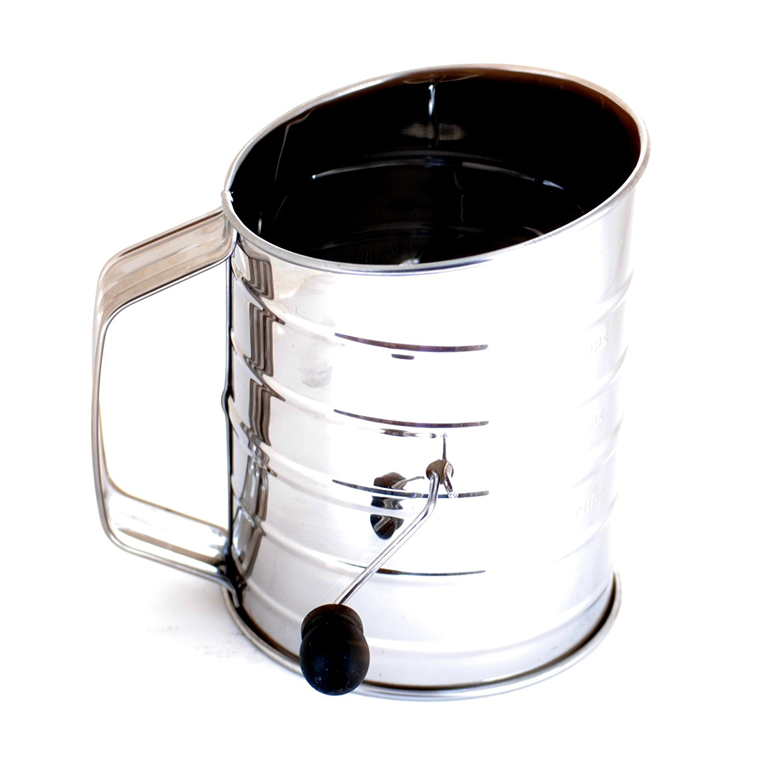 NORPRO 3 CUP TIN SIFTER