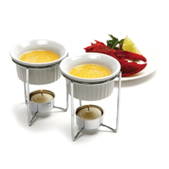 NORPRO CERAMIC BUTTER WARMER