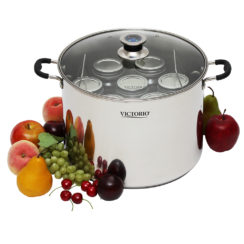 VICTORIO STEAM WATER BATH CANNER