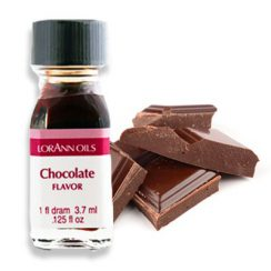 1 dram chocolate lorann flavoring oil