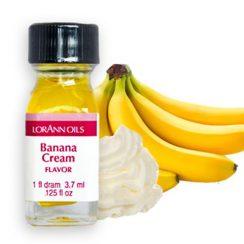 1 dram banana creme lorann flavoring oil