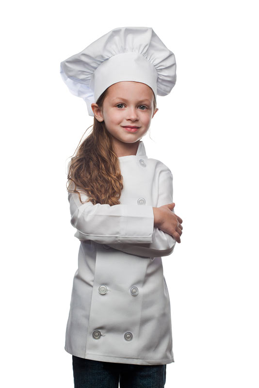 5140ad19 WHITE DAYSTAR APPAREL KID SMALL CHEF COAT - Rush's Kitchen