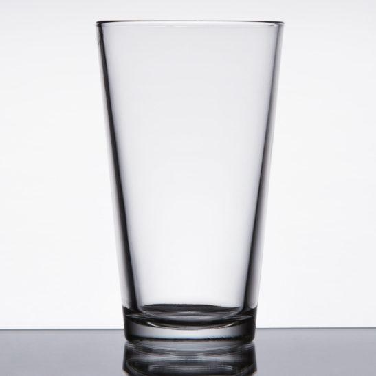 LIBBEY 1639HT 16 OZ MIXING GLASS