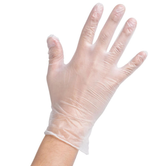 MEDIUM VINYL GLOVES