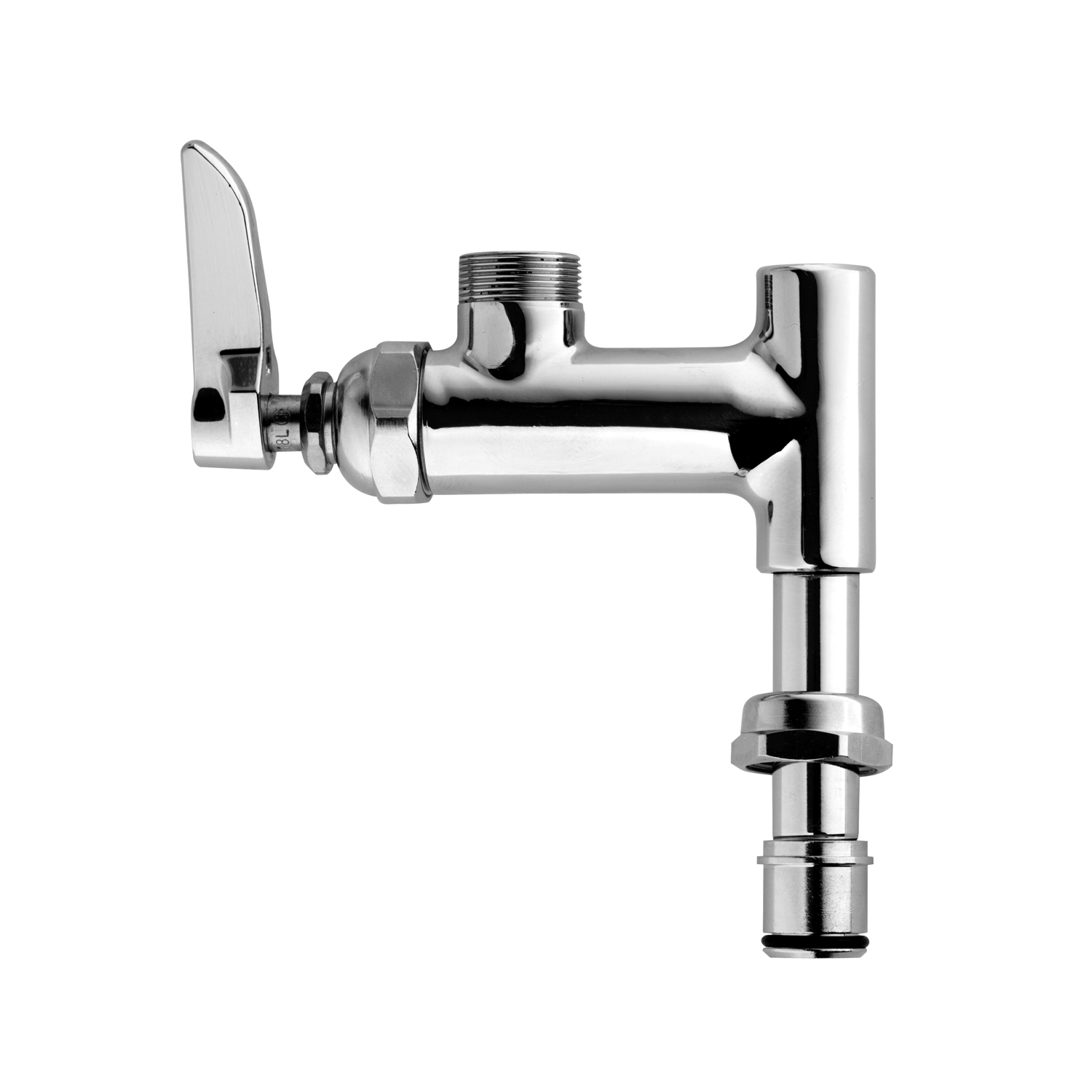 T&S BRASS B-0155 ADD-ON FAUCET - Rush\'s Kitchen