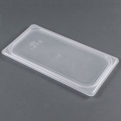 cambro 1/3 translucent seal cover