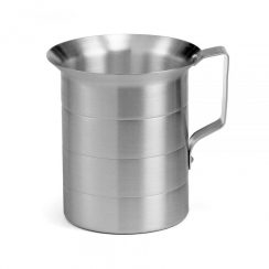 4 QUART ALUMINUM MEASURING CUP