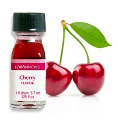 1 dram cherry lorann flavoring oil