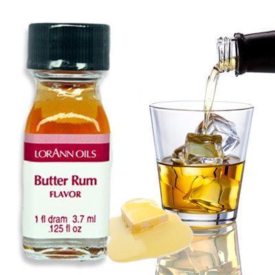 1 dram butter rum lorann flavoring oi
