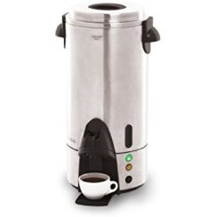 100 CUP STAINLESS STEEL COFFEE MAKER