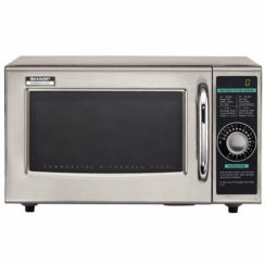 SHARP 1000 WATT COMMERCIAL MICROWAVE