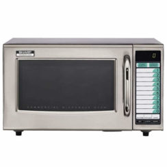 SHARP 1000 WATT PROGRAMMABLE MICROWAVE
