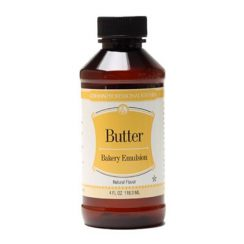 4 ounce natural butter lorann flavoring emulsion