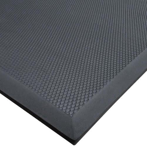 CACTUS MAT 3X5 BLACK CLOUD MAT