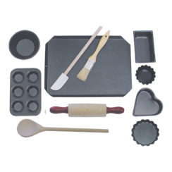 JUNIOR BAKE 11 PIECE BAKEWARE SET