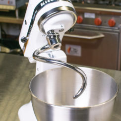 KITCHENAID 7 QT COMMERCIAL MIXER DOUGH HOOK