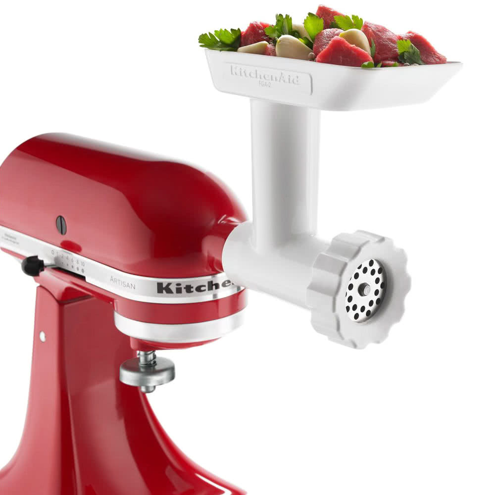 KITCHENAID FOOD GRINDER - Rush's Kitchen on lenox meat grinder, meat grinder accessories, food processor blades, bosch meat grinder, target meat grinder, meat grinder parts, electrolux meat grinder, electric meat grinder, kitchenaid mixer cover, home meat grinder, pampered chef meat grinder, ge meat grinder, manual meat grinder, gaggia meat grinder, food grinder, electric meat slicer, commercial meat grinder, honeywell meat grinder, blendtec meat grinder, vitamix meat grinder, tupperware meat grinder, meat grinder attachment, magic bullet meat grinder, toshiba meat grinder, hobart meat grinder, oster meat grinder, baby food grinder, sears meat grinder, waring pro meat grinder, wolf meat grinder, panasonic meat grinder, kitchenaid coffee grinder, professional meat grinder,