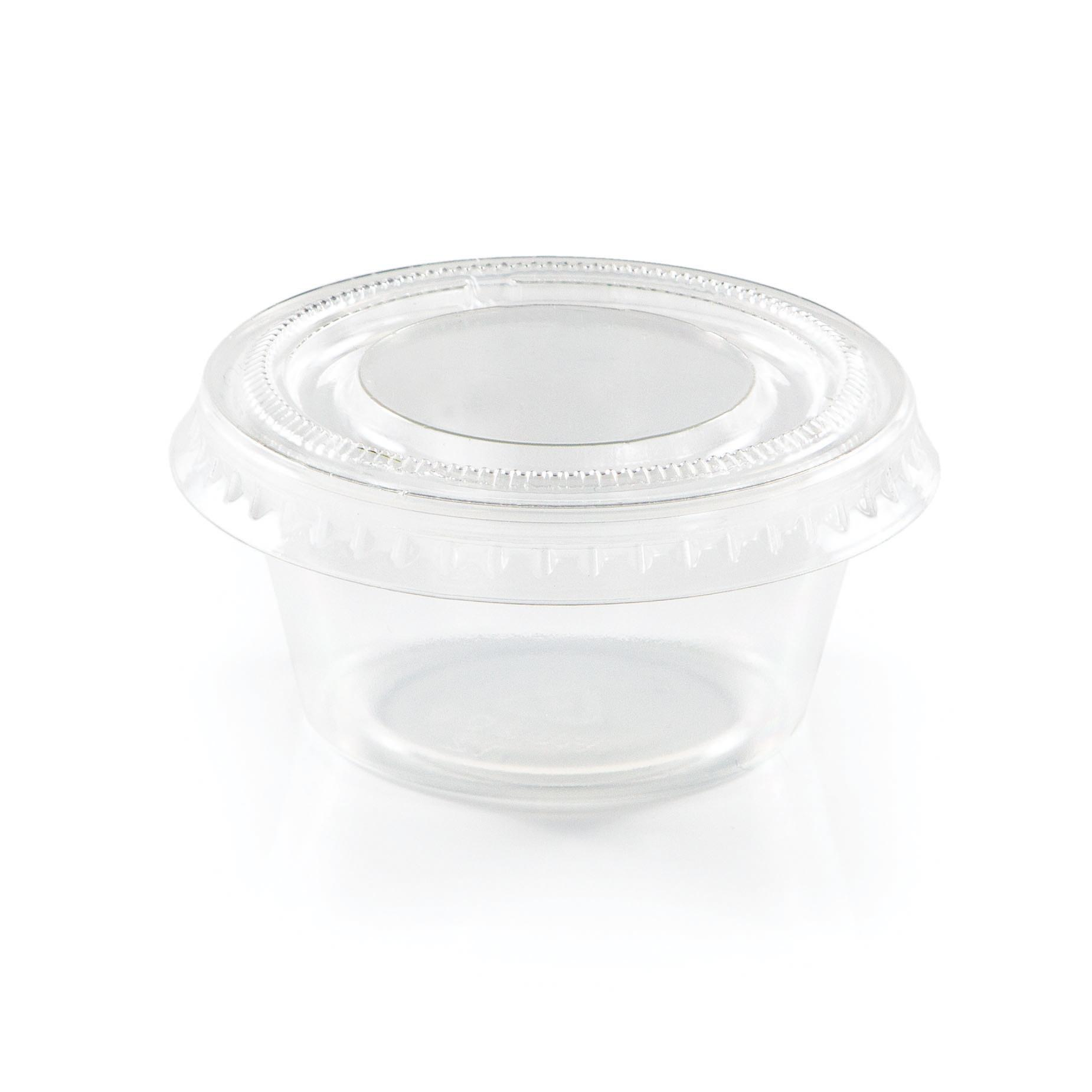 LID FOR 2 OZ PORTION CUP