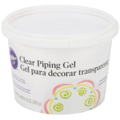WILTON 10 OZ CLEAR PIPING GEL