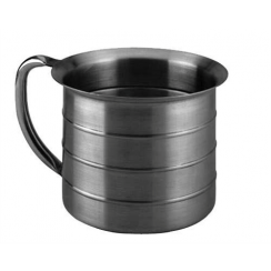 4 QUART STAINLESS STEEL URN MEASURING CUP