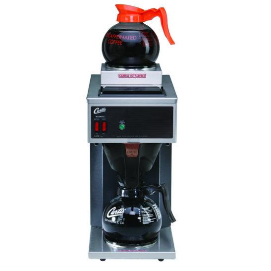 CURTIS COFFEE BREWER 2 WARMER
