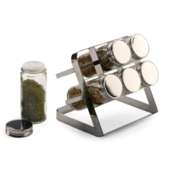 RSVP INTERNATIONAL COMPACT SPICE RACK