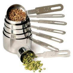 ENDURANCE 7 PIECE MEASURING CUP SET