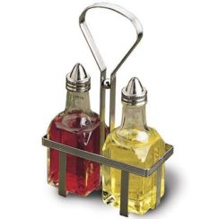 TABLECRAFT RACK-SQ CRUET