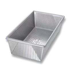 USA PAN BAKEWARE 8.5X4.5 INCH LOAF PAN