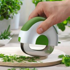 microplane fresh herb chopper