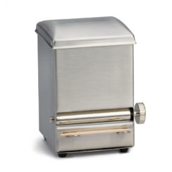 STAINLESS STEEL TOOTHPICK DISPENSER