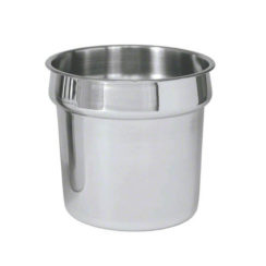 11 QT STAINLESS STEEL VEGETABLE INSET