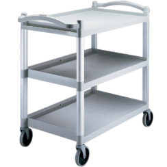 3 TIER POLY CART