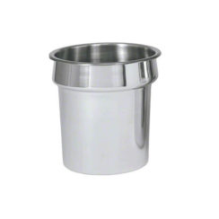7 QT STAINLESS STEEL VEGETABLE INSET