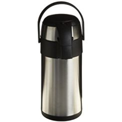 CRESTWARE 2.2 LITER STAINLESS STEEL LINED AIRPOT